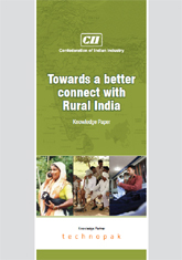 Towards a better connect with rural India