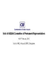 Visit of the ASEAN Committee of Permanent Representatives