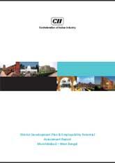 District Development Plan & Employability Potential Assessment Report: Murshidabad - West Bengal