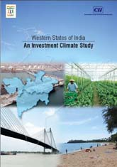 Western States of India – An Investment Climate Study