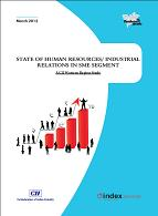 State of HR/ IR in SME Segment in Western Region
