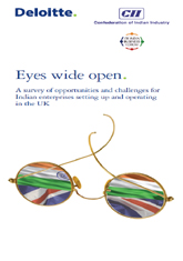 Eyes Wide Open: A Survey of Opportunities & Challenges for Indian Enterprises Setting Up and Operating in the UK