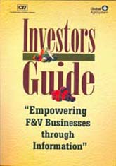 Investors Guide: Empowering F&V Businesses Through Information