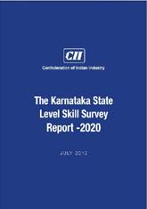 The Karnataka State Level Skill Survey Report - 2020